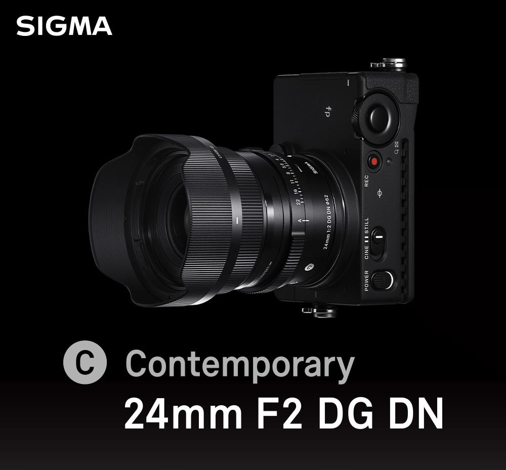 24mm F2 DG DN
