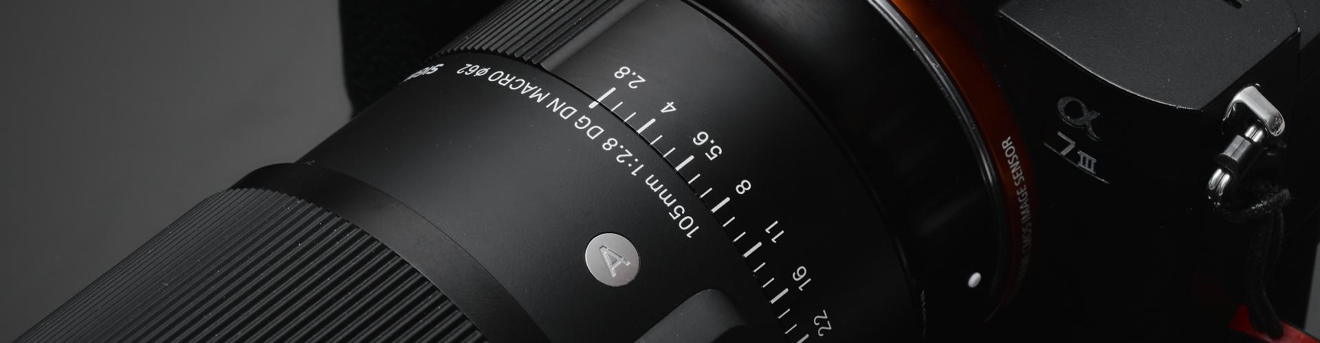 105 매크로 렌즈 이미지